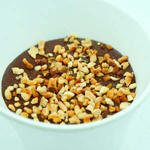 mousse cioccolato all'arancio