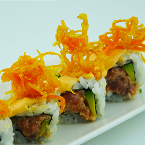 Golden Tuna Roll